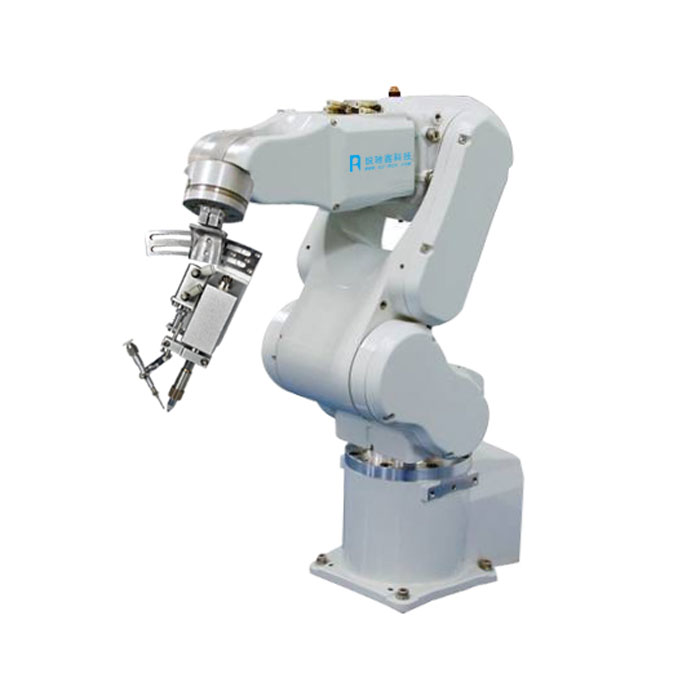 R6000MA mechanical arm solder machine