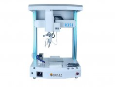 R351 standard intelligent solder machine
